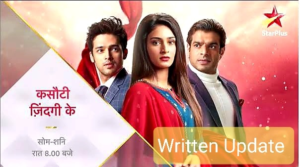 Kasautii Zindagii Kay 23 August 2020 Written Update Today Episode