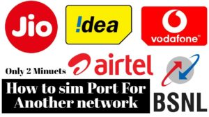 How to Port Sim to another Network
