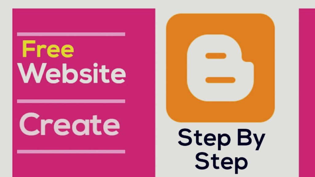 Create a Free Website (Blog) Blogger In India   Make Money Online