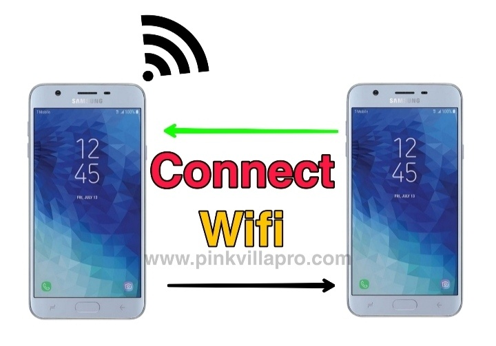 How to connect hotspot from mobile to mobile