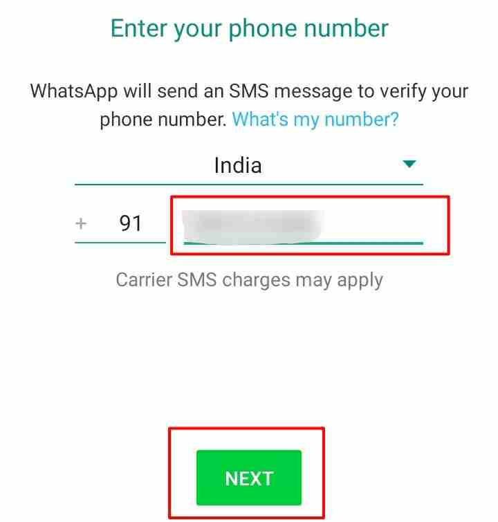 Whatsapp Number Banned Solution