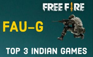 FAU-G (fuji) Download, Call of Duty, Free Fire Top Three Games of India