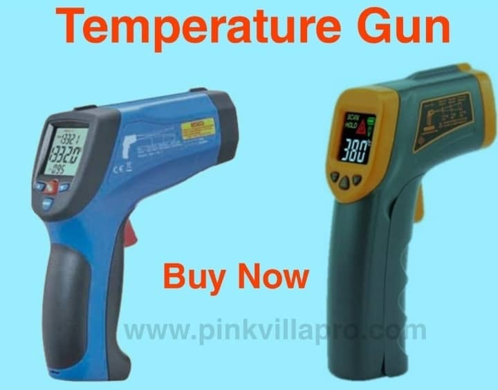 Temperature gun price in india, Digital Temperature Gun