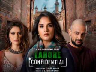 Lahore Confidential Cast