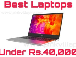 best laptops under 40000 in india