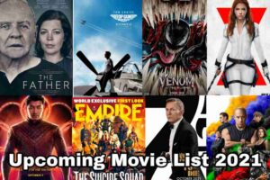 Upcoming Hollywood Movie Releases and Download by Filmyzilla