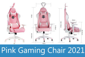 BEST Pink Gaming Chair USA 2021