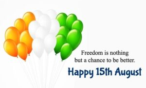 Happy Independence Day Card, Quests, Status