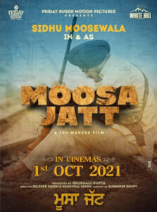 Moosa Jatt Movie (2021) Cast and Crew, Wiki, Review, Release Date, Trailer, Budget, Real Name, Watch Online OTT