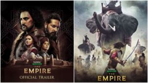 The Empire Web series (2021) Cast and Crew, Wiki, Review, Release Date, Trailer, Budget
