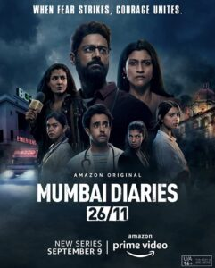 Mumbai Diaries: 26/11 Web Series Cast and Crew, Wiki, Review, Release Date, Trailer, Real Name, Watch Online OTT